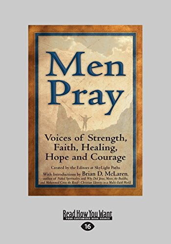 9781459669345: Men Pray: Voices Of Strength, Faith, Healing, Hope And Courage