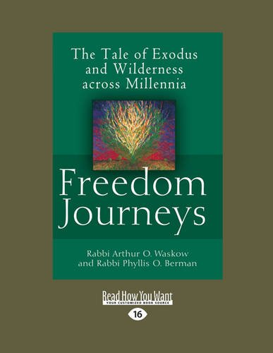 9781459669567: Freedom Journeys: The Tale of Exodus and Wilderness Across Millennia