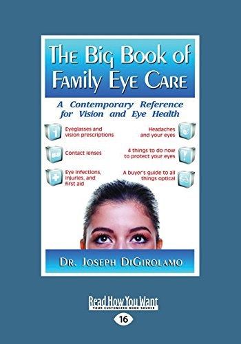 9781459671034: The Big Book of Family Eye Care
