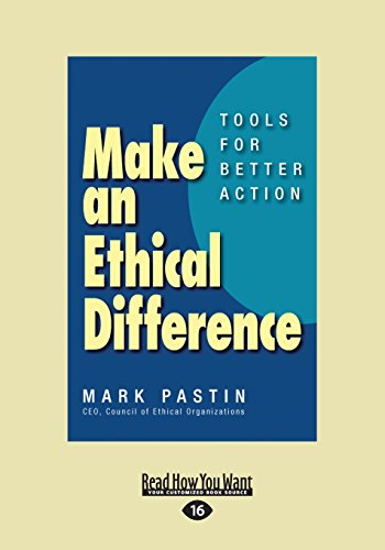 9781459671881: Make an Ethical Difference