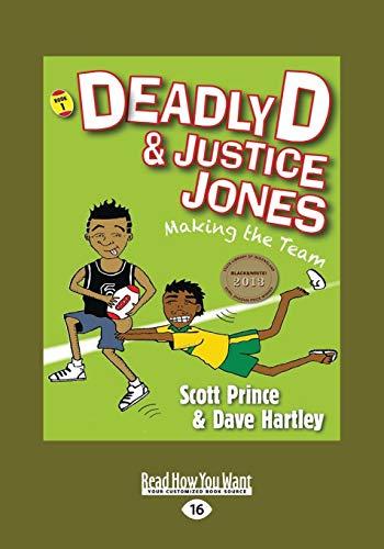 9781459672482: Deadly D & Justice Jones