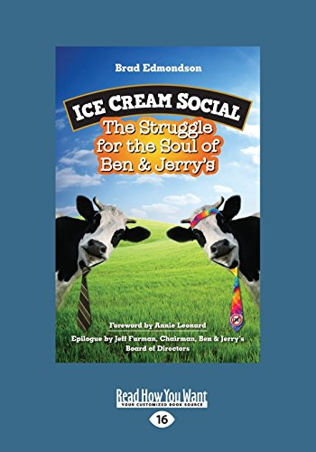 9781459673762: Ice Cream Social: The Struggle for the Soul of Ben & Jerry's