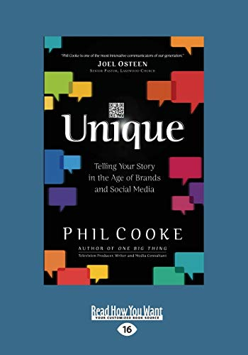 9781459674110: Unique: Telling Your Story in the Age of Brands and Social Media