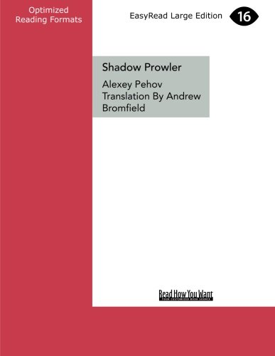 9781459675650: Shadow Prowler