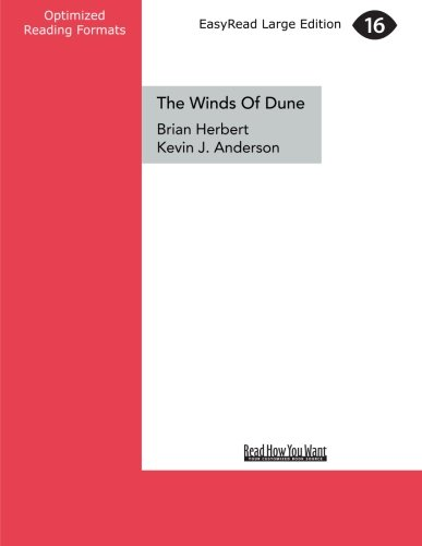 9781459675810: The Winds of Dune (Large Print 16pt)