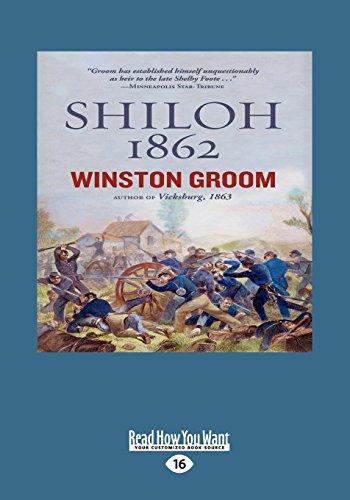 9781459676060: Shiloh 1862 (Large Print 16pt)