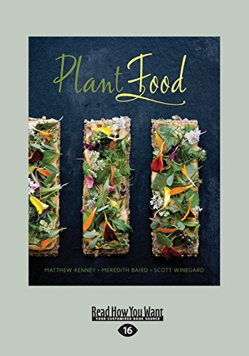 9781459678095: Plant Food: Photographs By Stacey Cramp (Large Print 16pt)