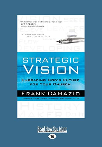 9781459678316: Strategic Vision (Large Print 16pt)