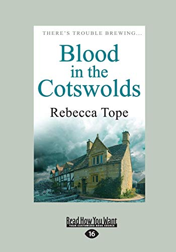 9781459678644: Blood in the Cotswolds: Cotswold Mysteries 5 (Large Print 16pt)