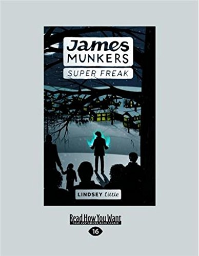 9781459678736: James Munkers: Super Freak