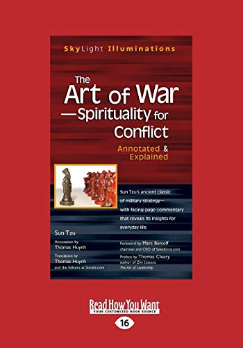 9781459679122: The Art of War-Spirituality for Conflict: Annotated & Explained