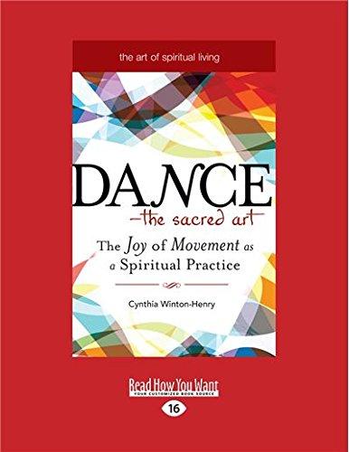 9781459679283: Dance-The Sacred Art: The Joy of Movement as a Spiritual Practice