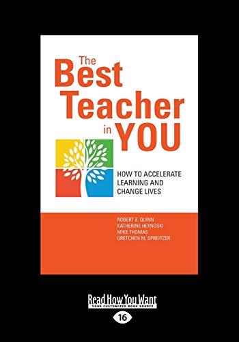 9781459679986: The Best Teacher in You