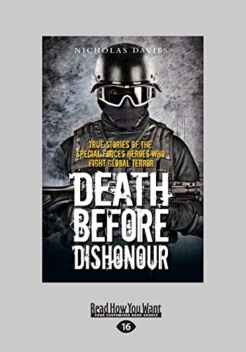 9781459681279: Death Before Dishonour: True Stories of the Special Forces Heroes Who Fight Global Terror