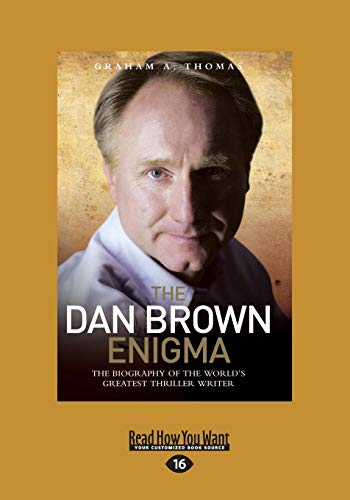 9781459681446: The Dan Brown Enigma: The Biography of the World's Greatest Thriller Writer