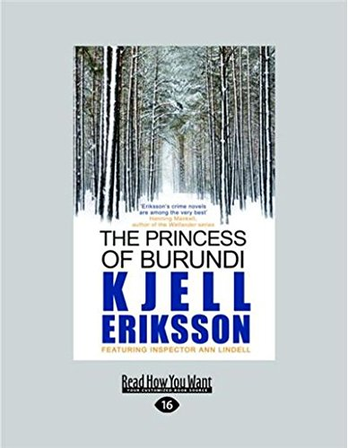 9781459681545: The Princess of Burundi (Large Print 16pt)