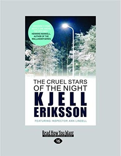 9781459681569: The Cruel Stars of the Night (Large Print 16pt)