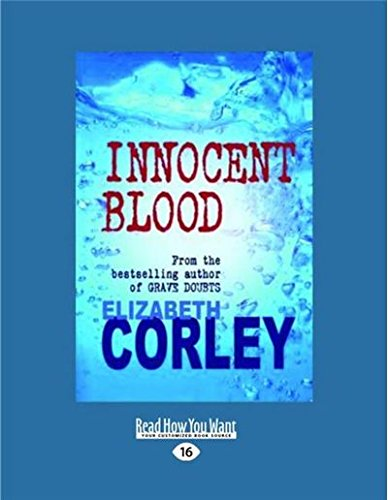 9781459681835: Innocent Blood (Large Print 16pt)