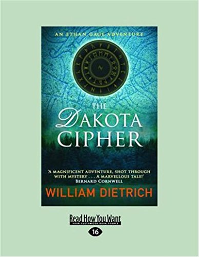 9781459681842: The Dakota Cipher (Large Print 16pt)