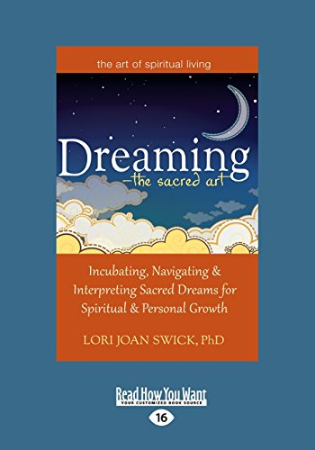 9781459682207: Dreaming'The Sacred Art
