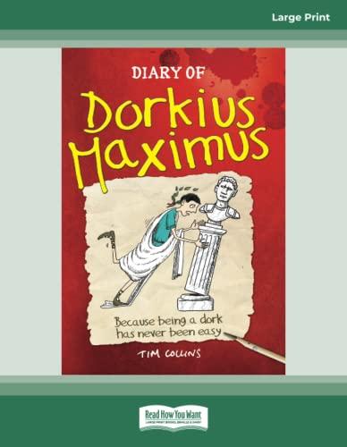 9781459682344: Diary of Dorkius Maximus