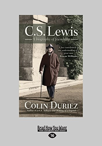 9781459686670: C.S. Lewis: A Biography of Friendship