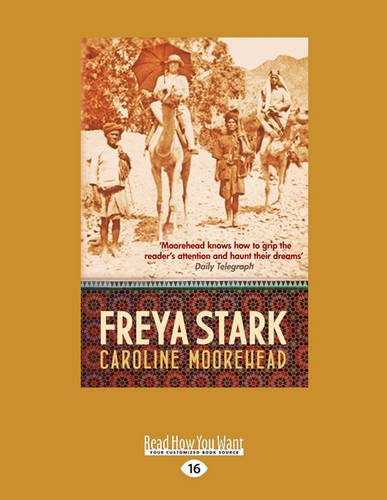 9781459687219: Freya Stark (Large Print 16pt)