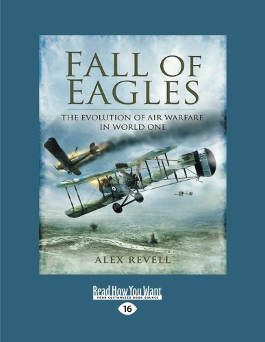 9781459688049: Fall Of Eagles: Airmen Of World War One