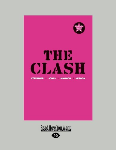 9781459688797: The Clash