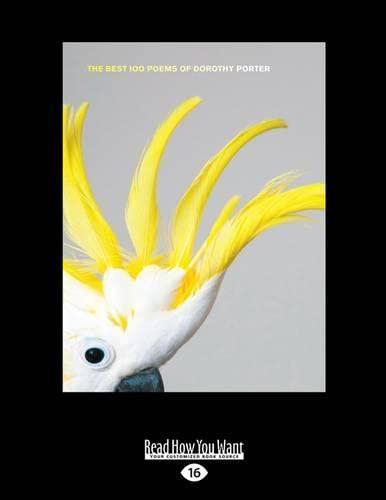 9781459692398: The Best 100 Poems of Dorothy Porter