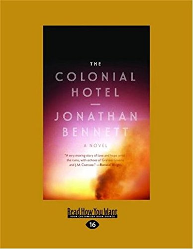9781459693173: The Colonial Hotel: A Novel