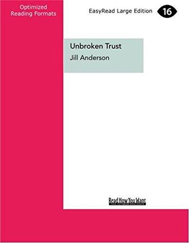 9781459694415: Unbroken Trust