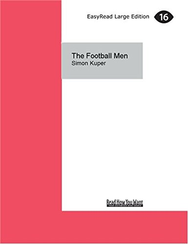 9781459694477: The Football Men: Up Close with the Giants of the Modern Game