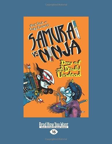 9781459696716: Day of the Dreadful Undead: Samurai vs Ninja 3