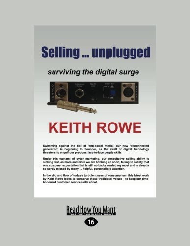 9781459697539: Selling ... unplugged: Surviving The Digital Surge
