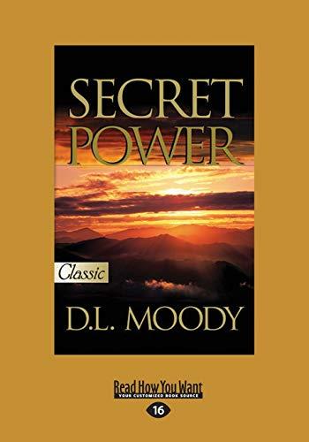 9781459697898: Secret Power