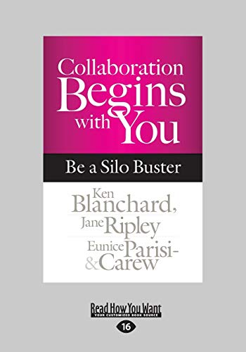 9781459698222: Collaboration Begins with You: Be a Silo Buster