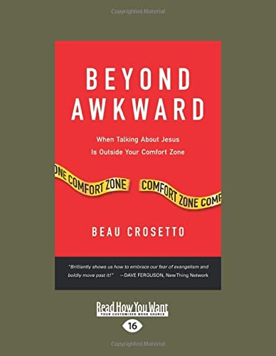 9781459699434: Beyond Awkward: When Talking About Jesus Is Outside Your Comfort Zone