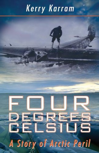9781459700536: Four Degrees Celsius: A Story of Arctic Peril