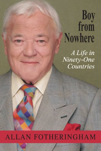 9781459701687: Boy from Nowhere: A Life in Ninety-One Countries