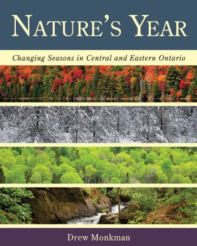 9781459701830: Nature's Year: Changing Seasons in Central and Eastern Ontario