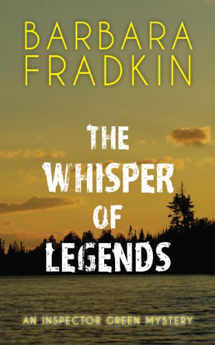 9781459705678: The Whisper of Legends: An Inspector Green Mystery