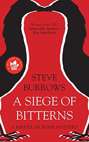 9781459708433: A Siege of Bitterns: A Birder Murder Mystery