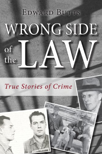 9781459709522: Wrong Side of the Law: True Stories of Crime