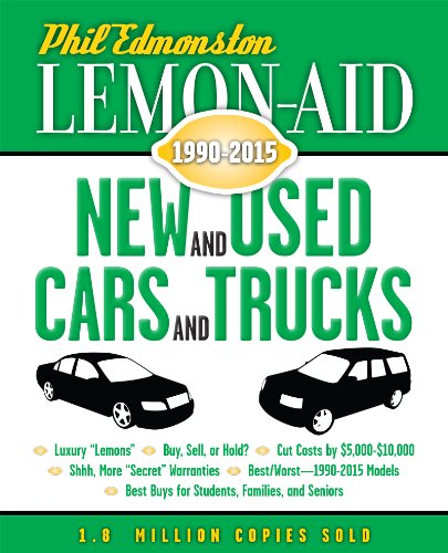 9781459719408: Lemon-Aid New and Used Cars and Trucks 1990-2015