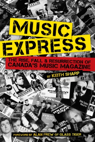Music Express: Keith Sharp (author),
