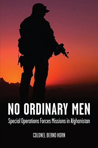 9781459724105: No Ordinary Men: Special Operations Forces Missions in Afghanistan