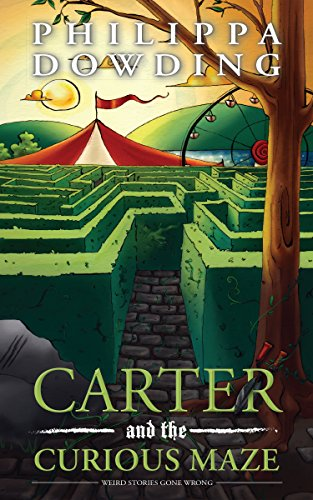 9781459732490: Carter and the Curious Maze: Weird Stories Gone Wrong