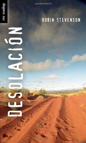 9781459803053: Desolación: (Outback) (Spanish Soundings) (Spanish Edition)