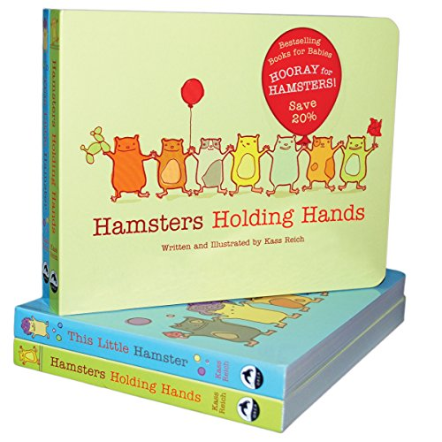 9781459811003: Hooray for Hamsters!: A two-book set